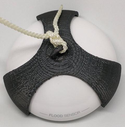 Support pour accrocher un détecteur d'inondation Fibaro FGFS-101