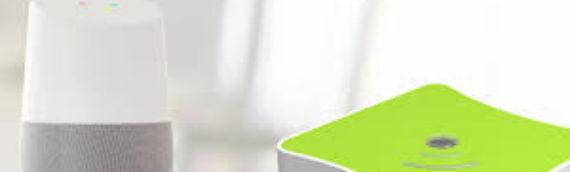 Alertes vocales répétitives sur eedomus avec Chromecast Google Home